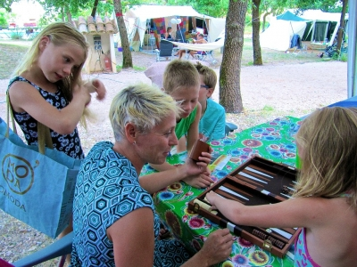 Casa Tartufo_Kleine Camping_Kinderen
