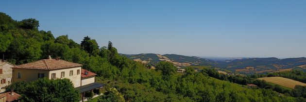 Casa Tartufo_view for above