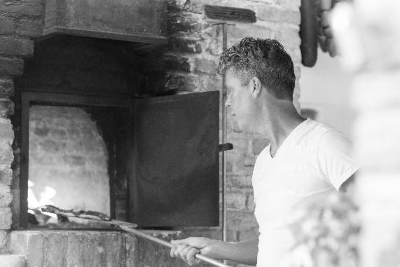Kom jij veilig pizza eten bij Casatartufo?
